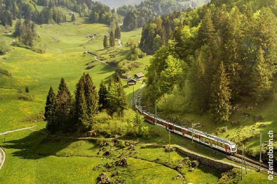 Grand Train Tour – <br/>Classic Jungfrau Special