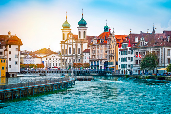 Combinations with Switzerland Packages