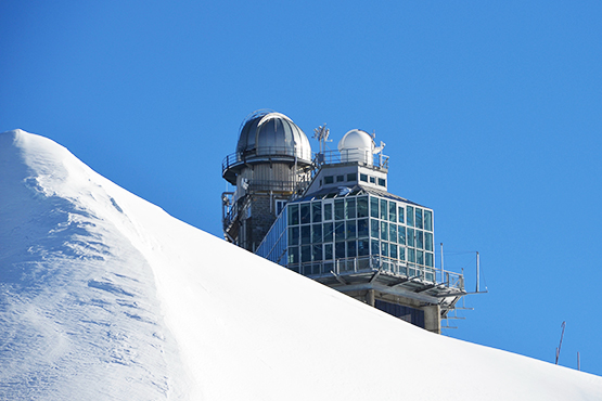 Top of Europe – Jungfraujoch