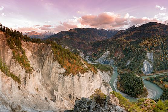 Ruinaulta – Switzerland's Grand Canyon