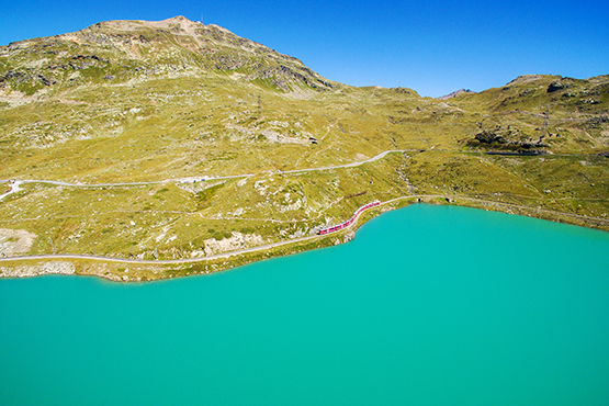 Lago Bianco – White Lake