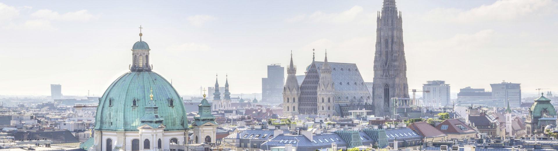Vienna, Salzburg, Swiss Premium Tour