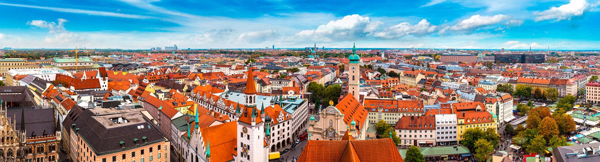 Munich & Switzerland
