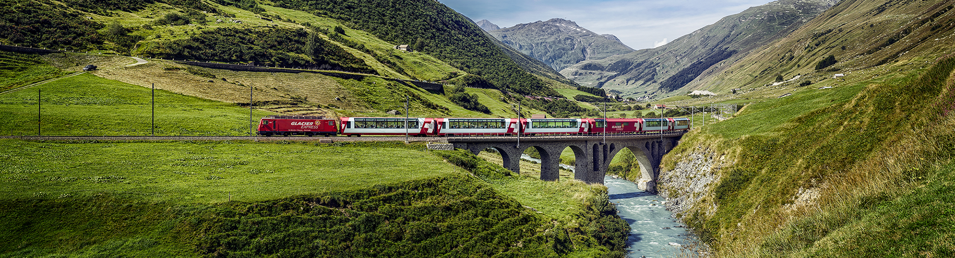Glacier Express (Chur - Zermatt, CH)