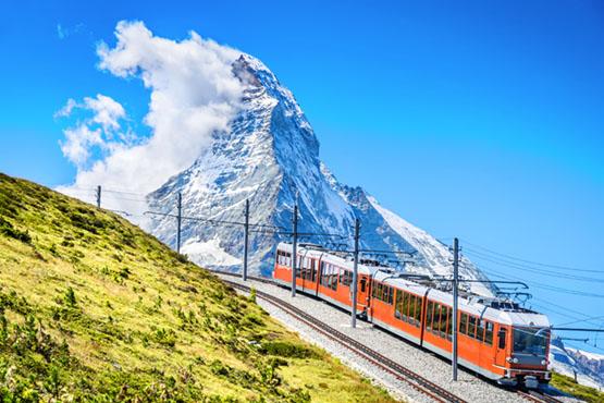 Lucerne - Interlaken - Zermatt - St. Moritz