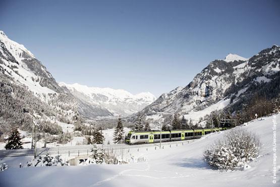 Lucerne – Titlis – Interlaken – Jungfraujoch – Zermatt – Gornergrat