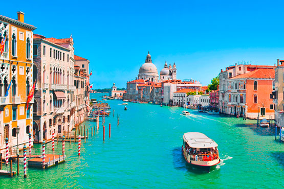 Pre-/Post Cruise Tour Switzerland - Italy