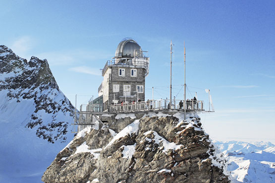 Top of Europe + Titlis with extension Zurich