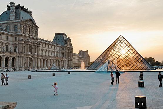 Paris, the city of love!