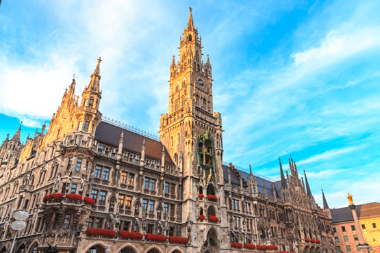 Discover Munich on your own.